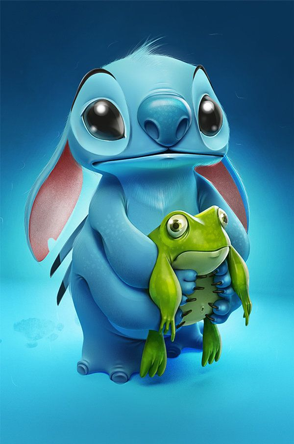 Disney IPhone Wallpapers Stitch From Lilo And