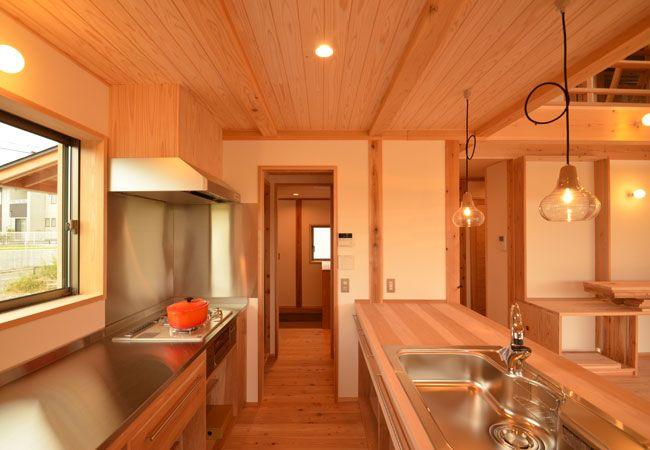 音はずむ家   施工事例   八ヶ岳・長野・山梨・群馬・関東で自然素材の注文住宅なら工務店「アトリエデフ」