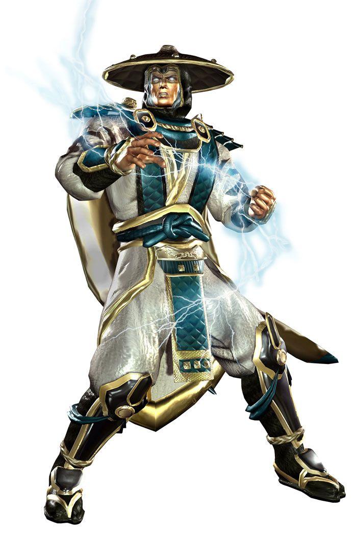 Raiden Raiden Mortal Kombat Mortal Kombat Mortal Kombat Characters