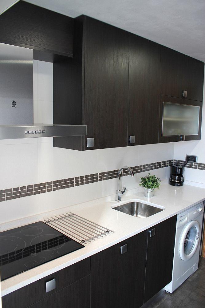 Amoblamiento de cocina - Colores | Casa | Pinterest | Mont blanc ...