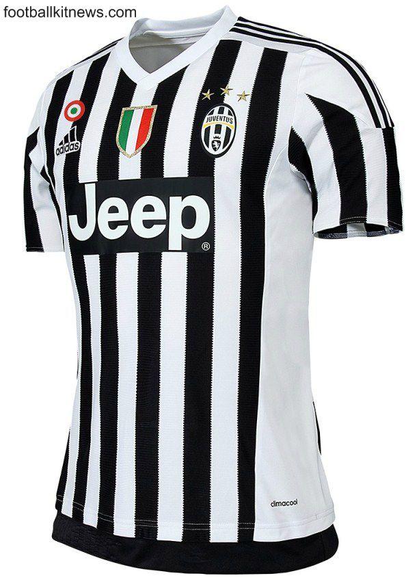 f6ca1c753d7 Jersey Juventus 2015 2016