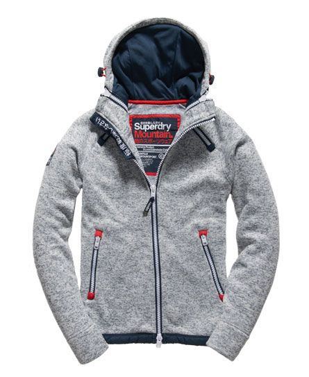 sports shoes 56249 baee0 Superdry Storm Double Kapuzenjacke | م | Männer kleidung ...