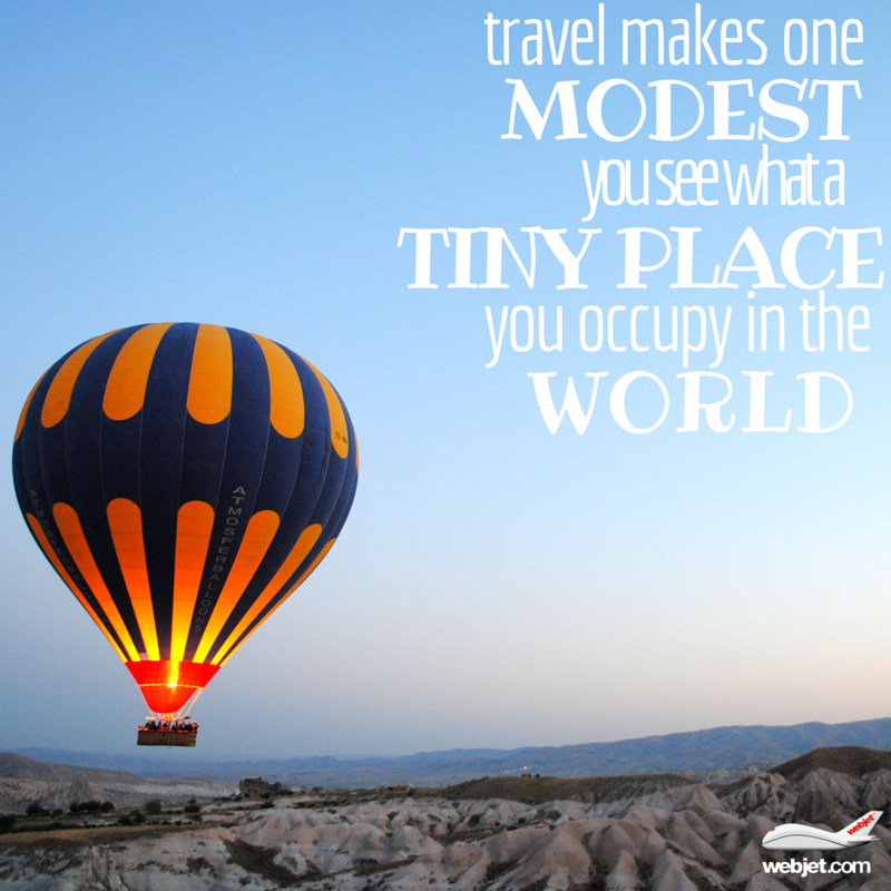 Pin by on Travel Quotes Hot air balloon rides