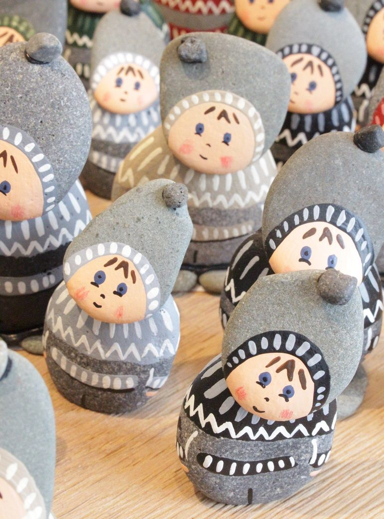 Icelandic rock figurine souvenirs for kids | Gift Guides @ The ...
