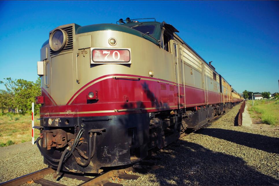 Sharp-dressed Train