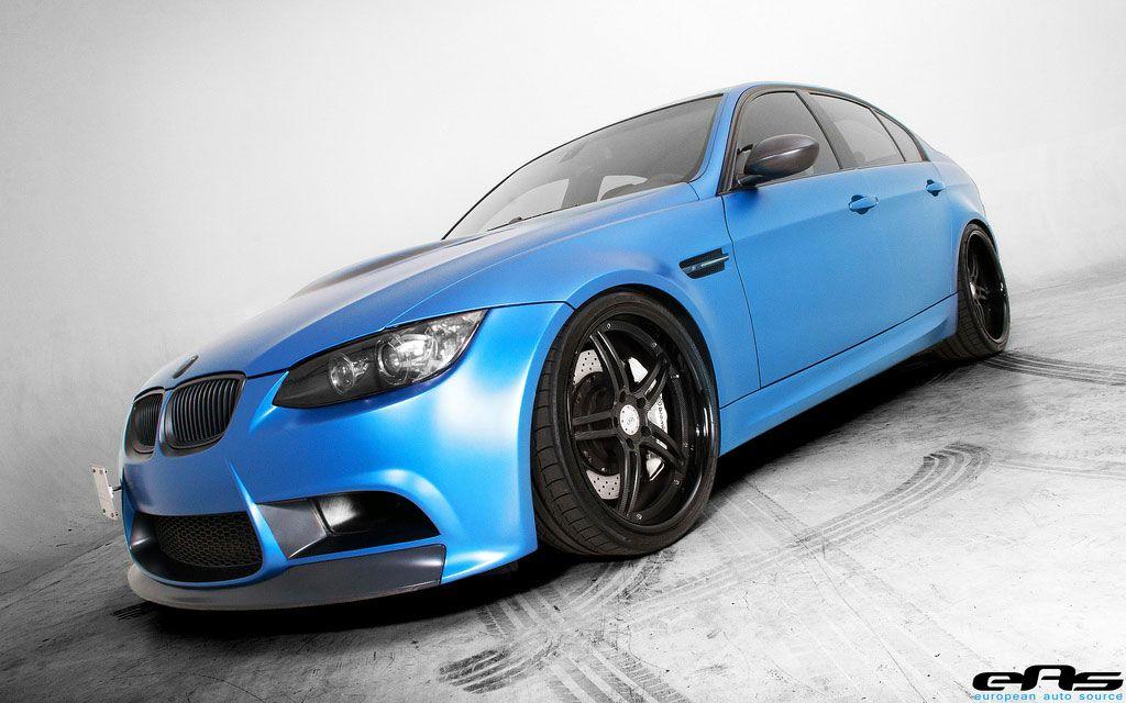 Matte Estoril Blue Vf620 Supercharged Bmw M3 E90 By European Auto Source Eas Matte Estoril Blue Vf620 Supercharged Bmw E90 M3 Estoril Blue Bmw Bmw M3 Sedan