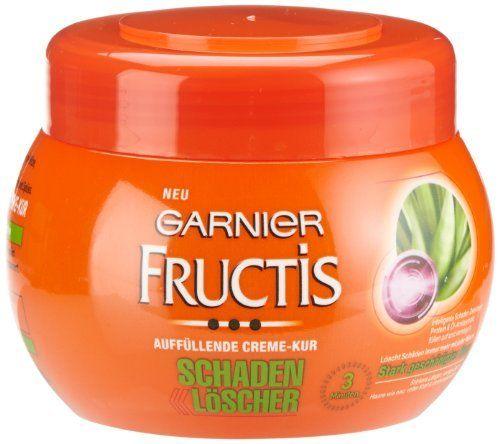Garnier Fructis Schaden Löscher - Best hair mask ever