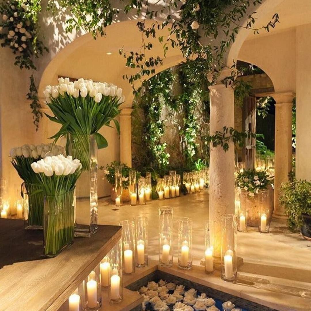 Church Wedding Decorations Ideas For Your Wedding In Italy: Mindy Weiss (@mindyweiss) On