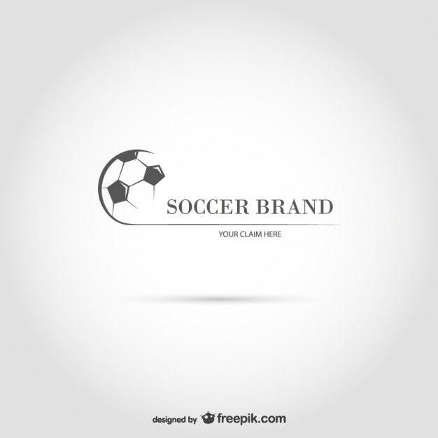 Plantilla de logotipo de fútbol Vector Gratis Logo Herb - sample soccer team roster template