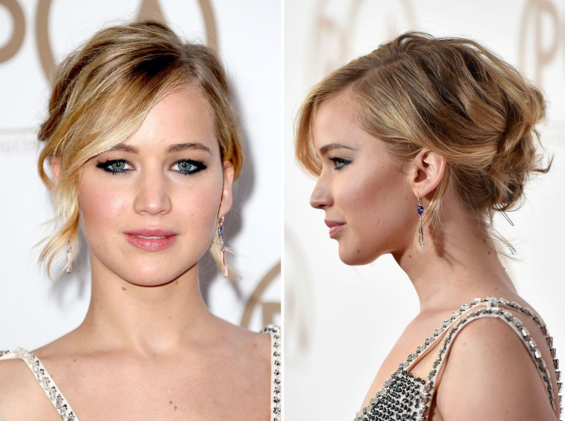 the best celebrity updos of 2015 (so far) | beauty | hair