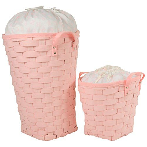 Pink Plastic Laundry Basket Magnificent Pinlightaccents On Hampers  Pinterest  Clothing Storage Design Inspiration