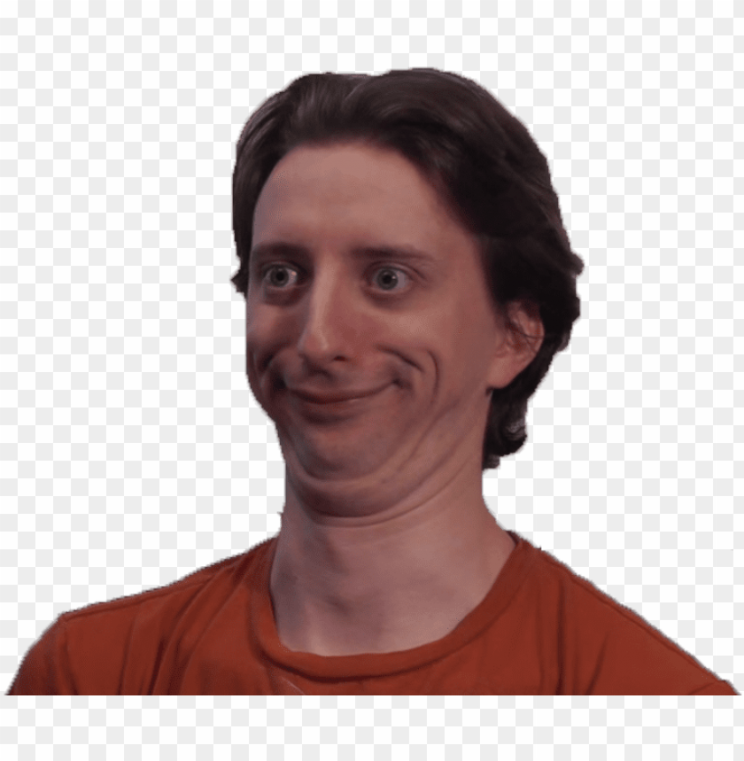 Awkward Seal Human Incarnation Projared Funny Face Png Image With Transparent Background Png Free Png Images Funny Faces Human Image