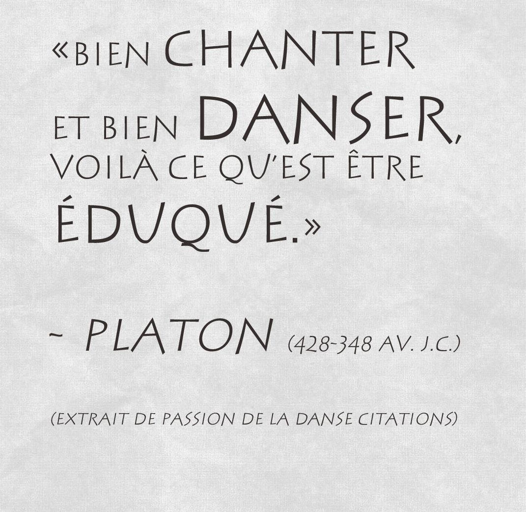 Extrait Du Livre Passion De La Danse Citations De Helen Exley