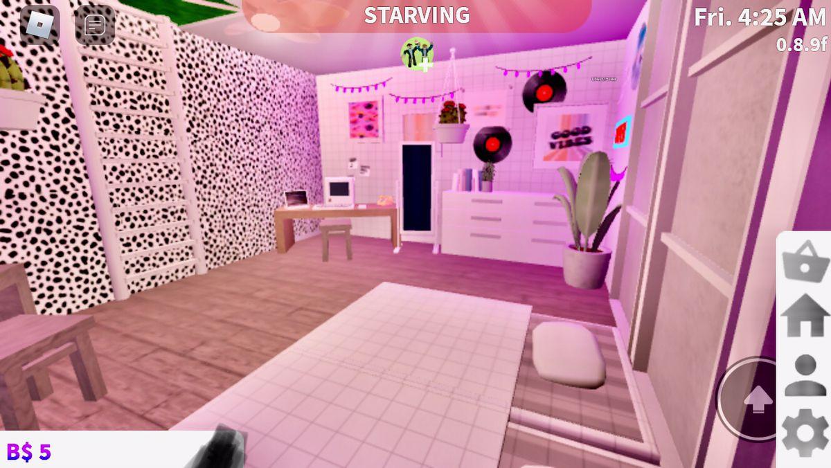 Pin By Ruby Sandoval Esmaralda On Bloxburg Indie Bedroom Tiny House Layout Bedroom House Plans