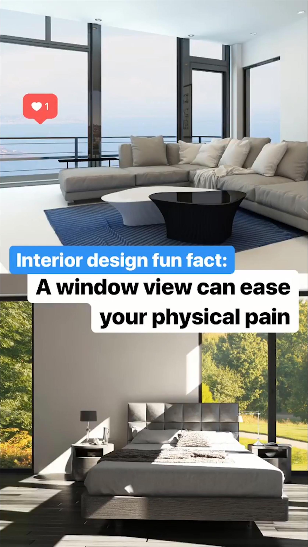 Follow Interior Design Fun Fact From Decormatters Click To