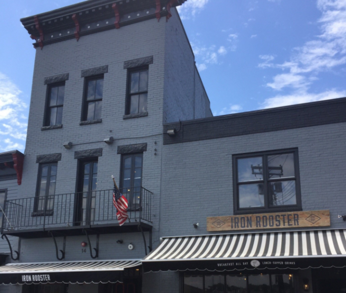 1. Iron Rooster (Baltimore, Annapolis, And Cockeysville