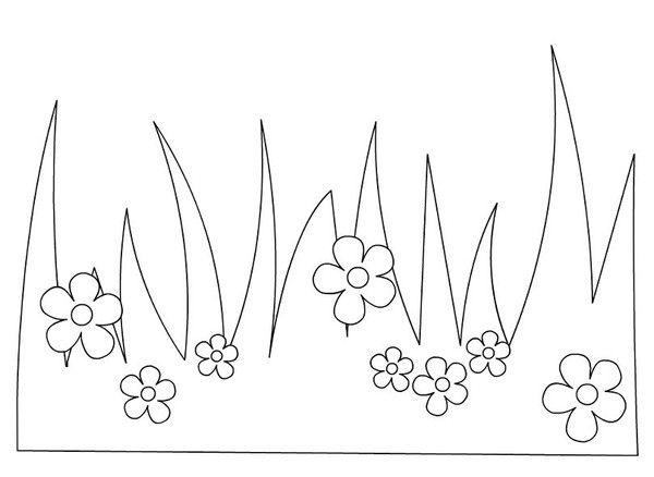 coloriages herbes flowers pinterest livros de atividades