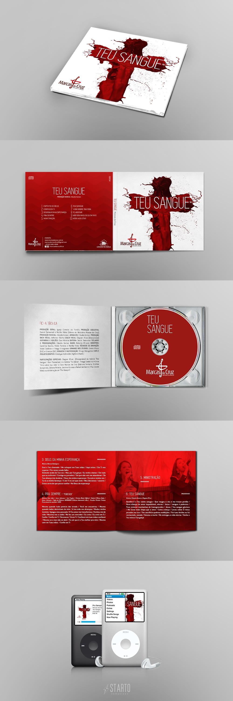 Marcas da Cruz CD Teu Sangue © Agência Starto