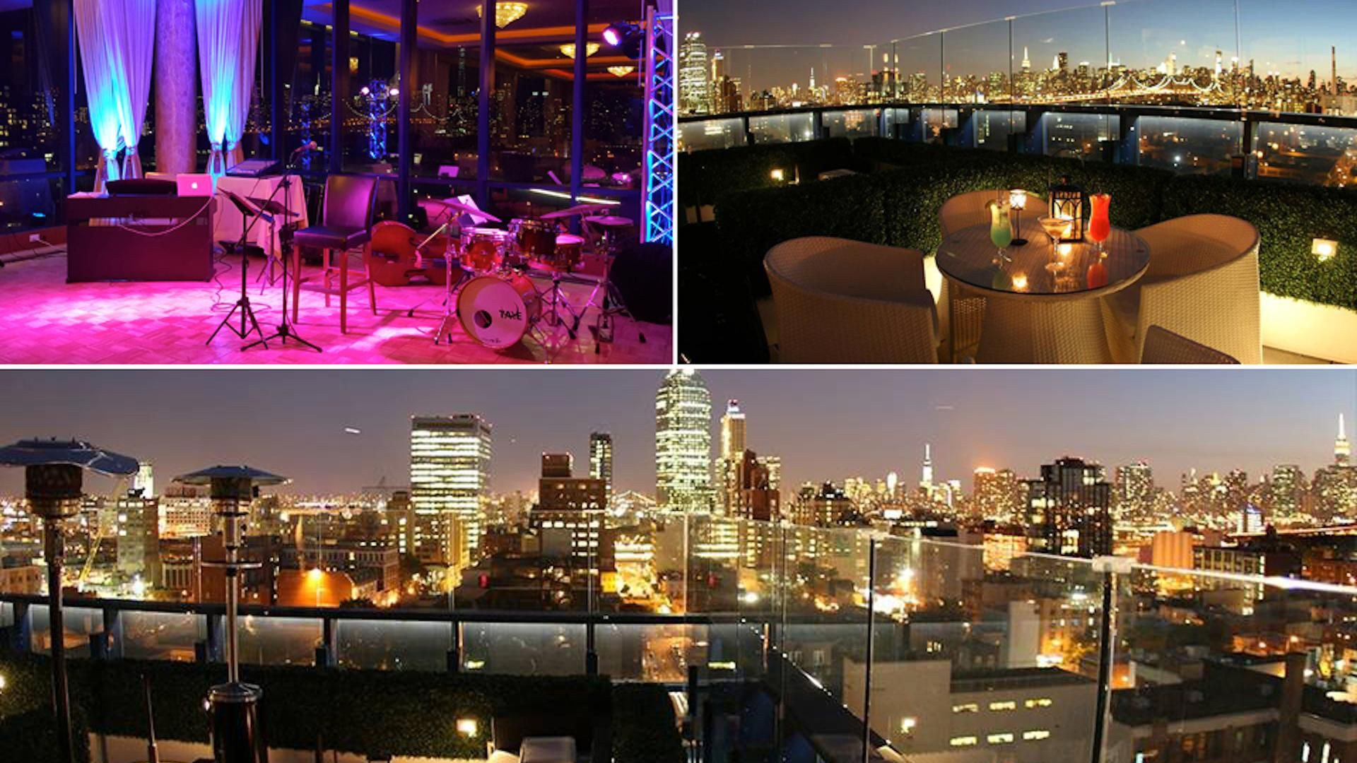 Nyc Penthouses For Parties Rent Vista Penthouse Ballroom Sky Lounge Corporate Events
