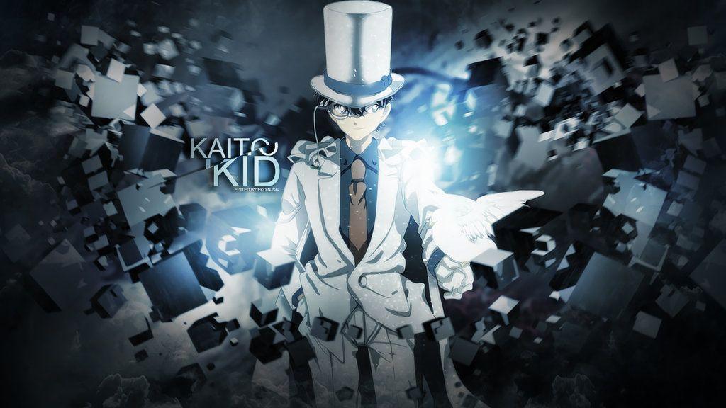 Kaito Kid Wallpaper By Redeye27 On Deviantart Kaito Magic Kaito Kaito Kuroba