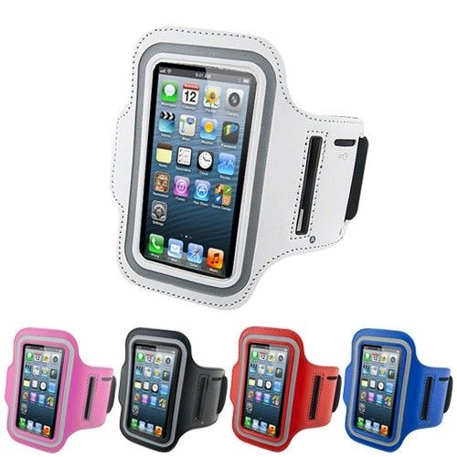 For iphone 4 4s 5 5s se 6 6s plus New Arm Bands Holder Belt Bag Case Gym Jogging Cycling Sports Arm band Case Cover