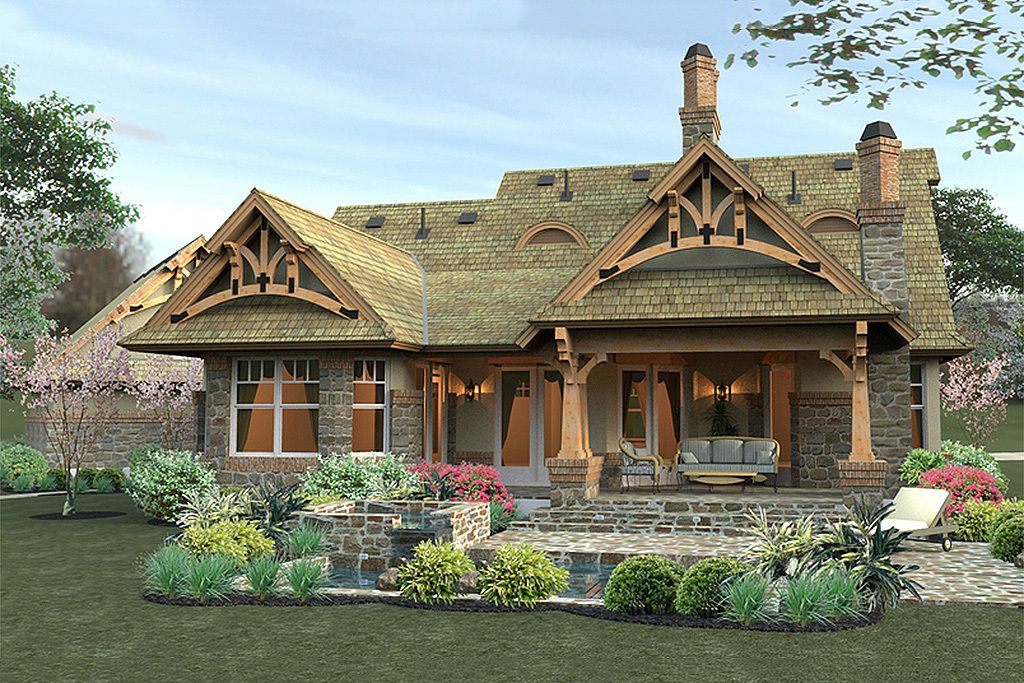 1000+ images about дом on pinterest | craftsman style house plans