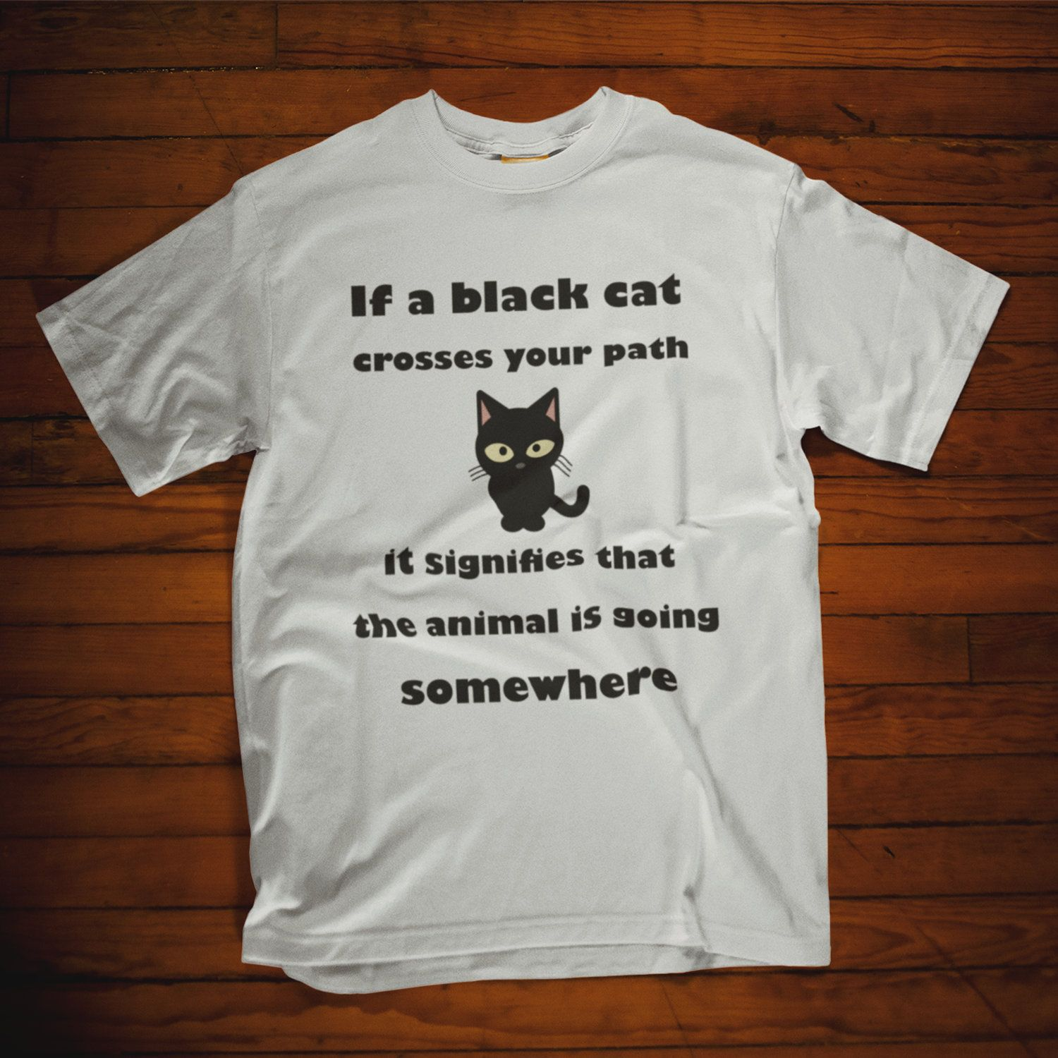 Cat tshirt gift for a cat lover and cat owner cat