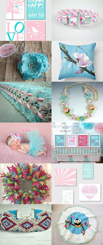 The Colors of a Crisp Spring Sunrise - Worth Waking Up For! by Sharon on Etsy--Pinned with TreasuryPin.com