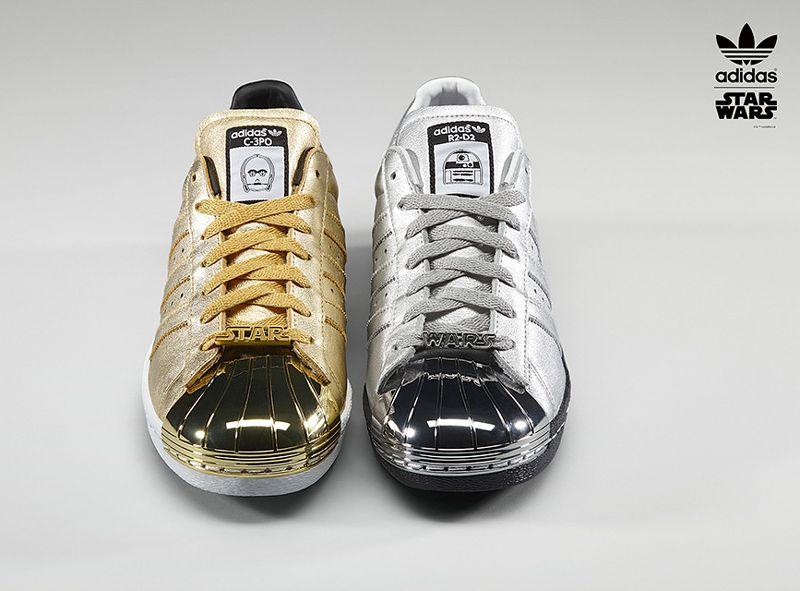 adidas original dourado