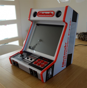 NES bartop [done] [build plans included] | DIY | Pinterest ...