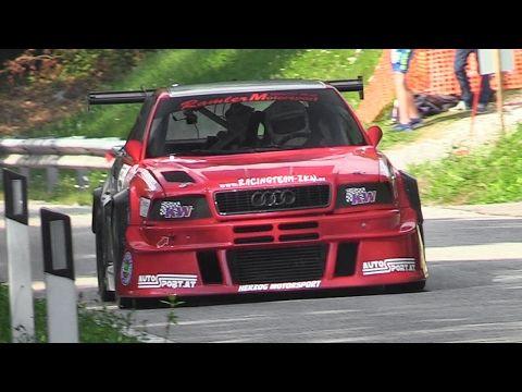 ps: Audi S2-R Quattro Hillclimb Monster - 2.2 5-cylind...