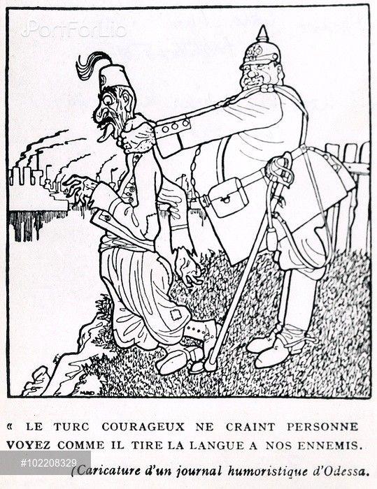 Der Hexenkessel in Berlin Sultan Gladstone Italien Bismarck Klic Der Floh 0613