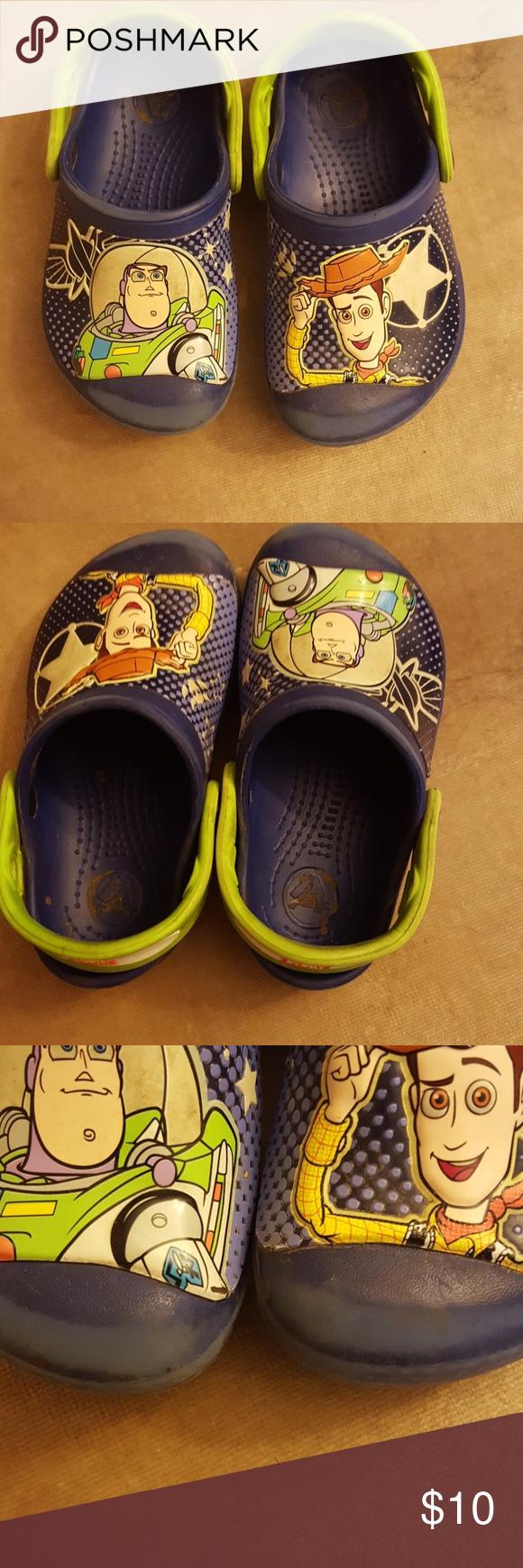 woody CROCS Shoes Sandals \u0026 Flip Flops