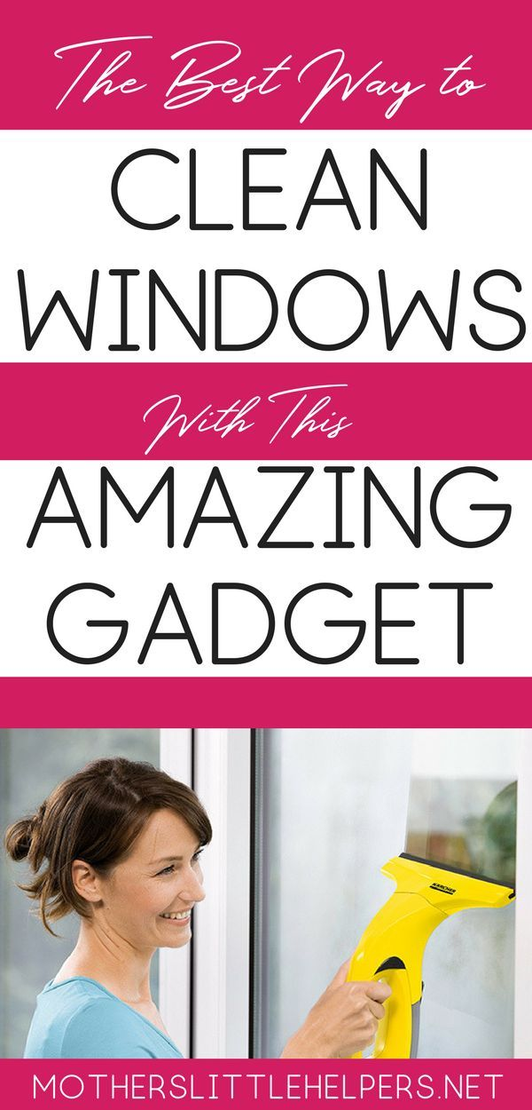 The best way to clean windows quickly and effectively - Best way to clean windows ...