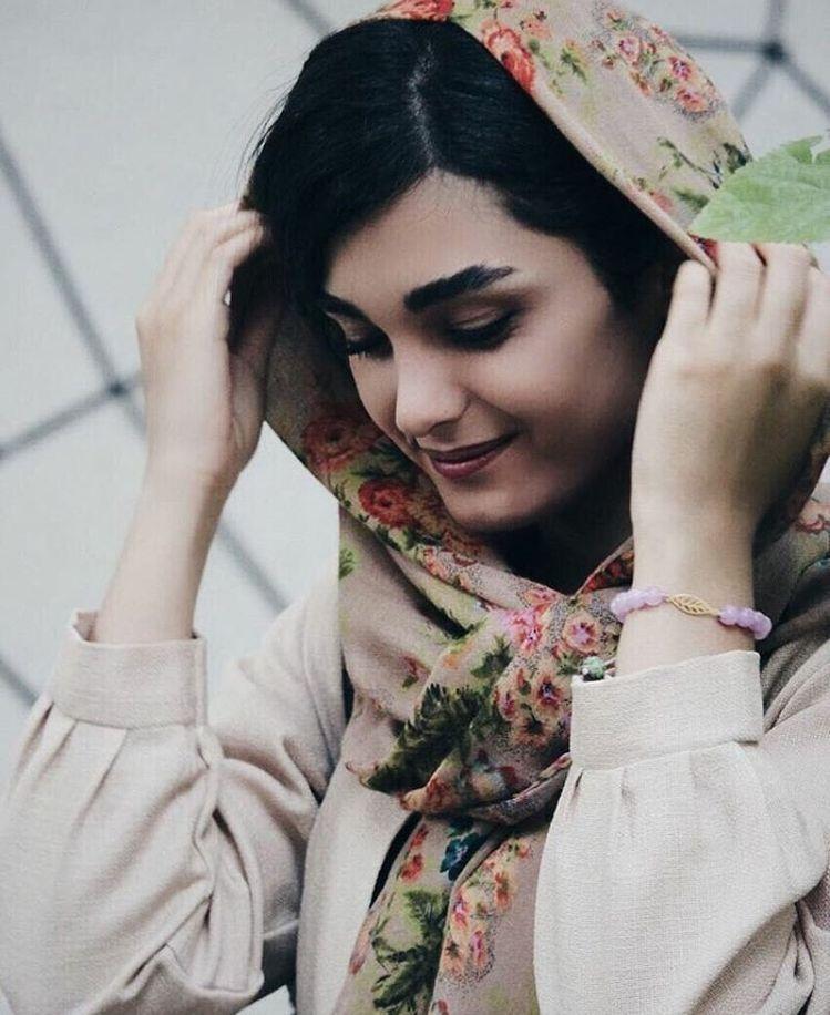 صورت زیبای الهام حمیدی بازیگر   Iranian beauty, Beautiful