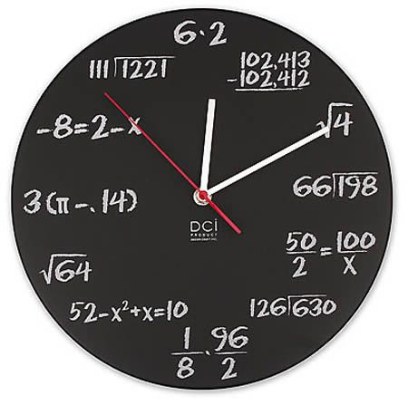 10 Coolest Clocks Oddee Com Cool Clocks Weird Clocks I Like This One For My Classroom Math Clock Cool Clocks Clock