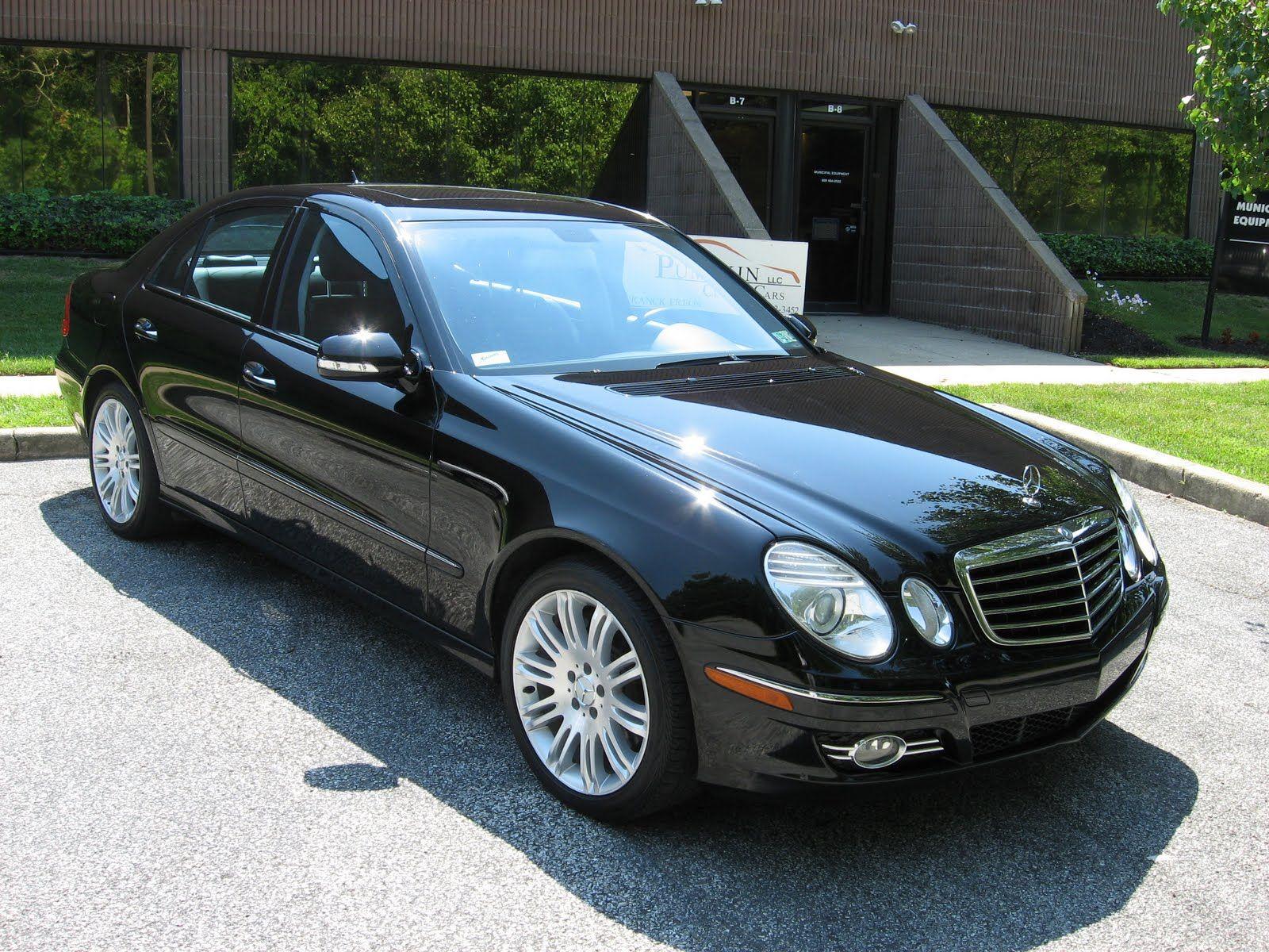 Pumpkin Fine Cars And Exotics 2007 Mercedes Benz E350 4matic Mercedes Benz E350 Mercedes Benz Benz