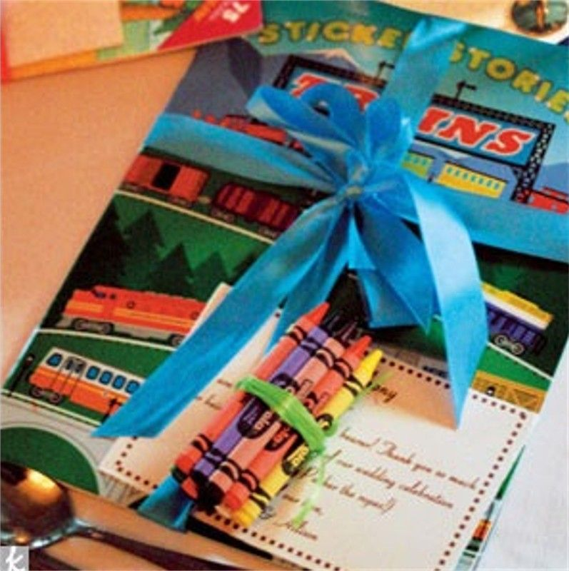 Love This Idea For The Kid S Favors Kids Wedding Favors Kids Table Wedding Wedding With Kids