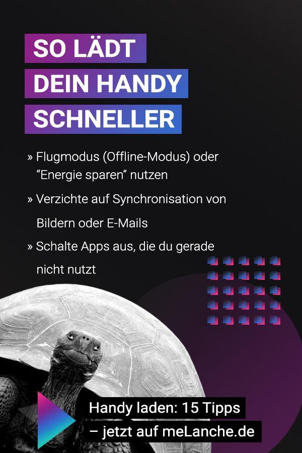 Handy Schneller Laden