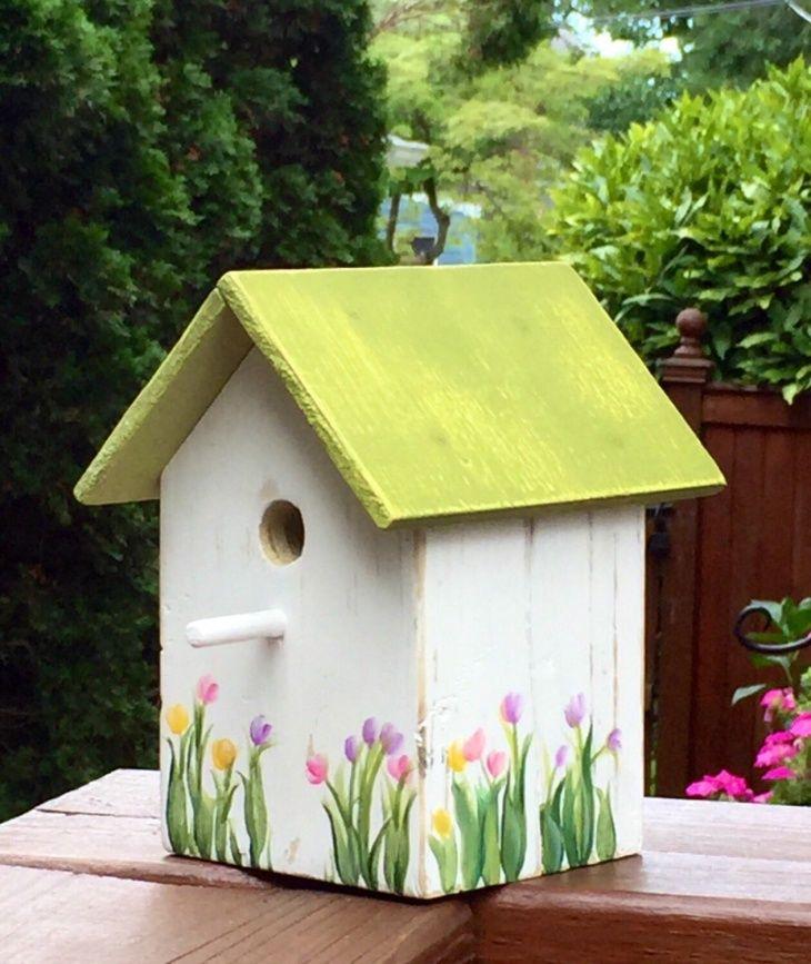 30 Birdhouse Ideas For Your Precious Garden Decorative Bird