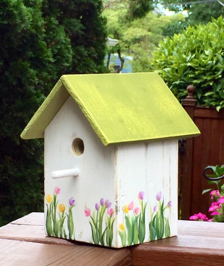 Marvelous Birdhouse Designs Part - 1: 30+ Birdhouse Ideas For Your Precious Garden - CueThat