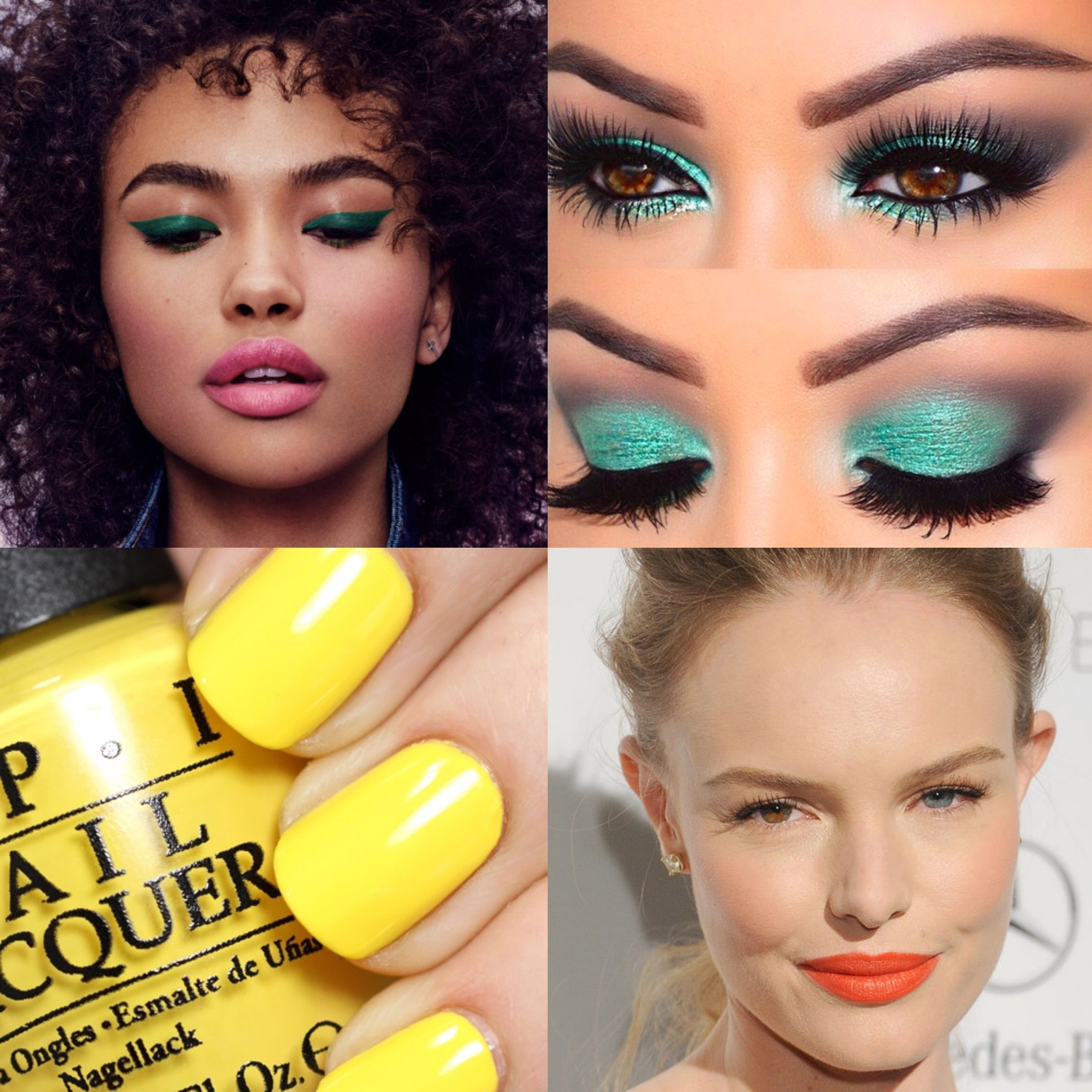 Creative Ways to Add a Pop of Color to Your Makeup