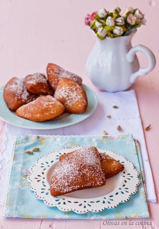Una receta típica de la zona costera swahili de Kenia y Tanzania, se les conoce como los donuts africanos. Deliciosos!!!