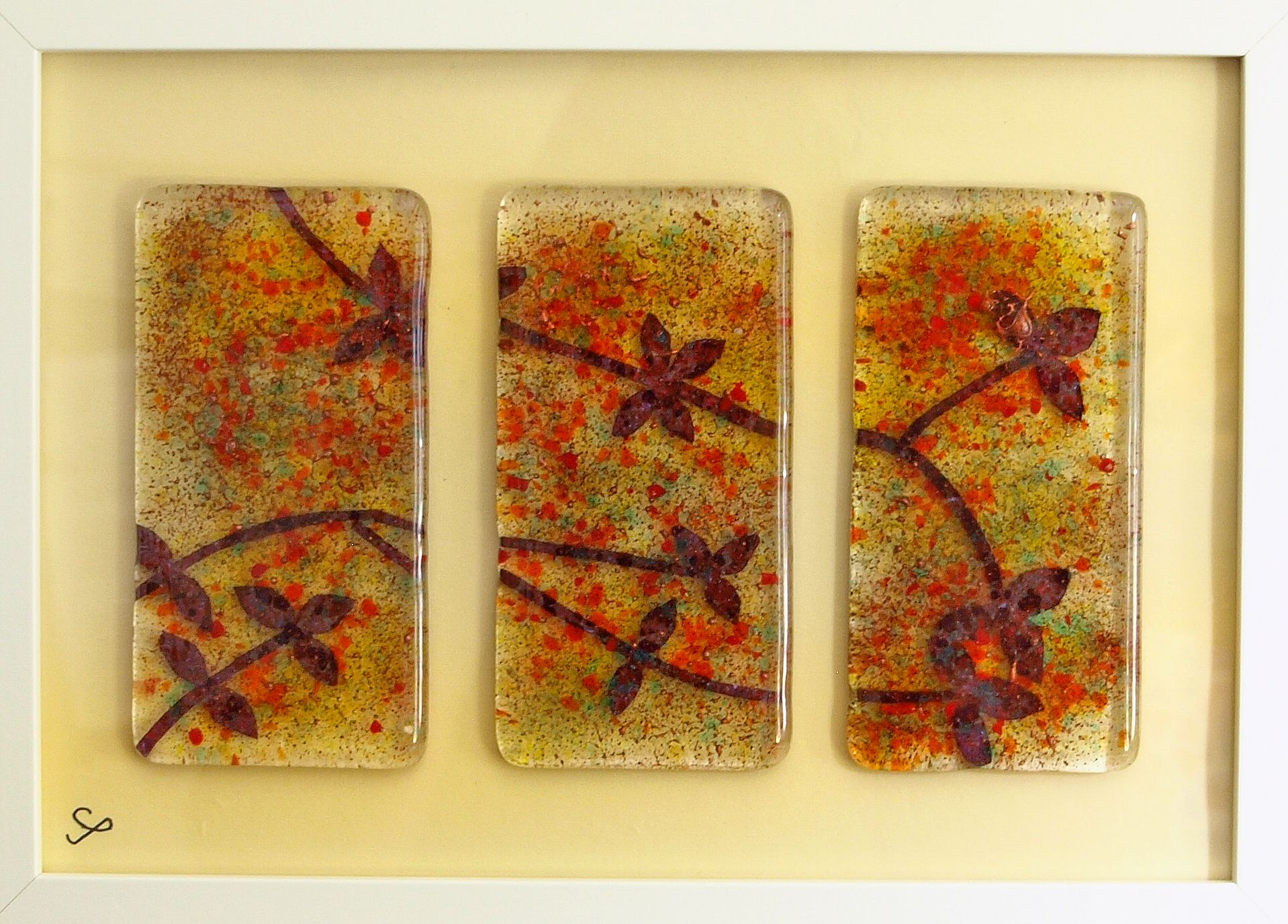 Fancy Fused Glass Wall Art Uk Adornment - The Wall Art Decorations ...