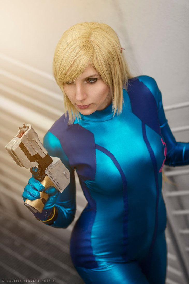 Samus Aran by KNami on DeviantArt