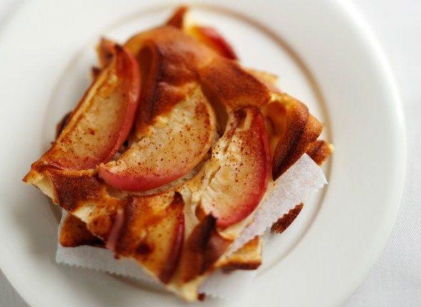 Fruit pan cake/Hedelmäpannukakku
