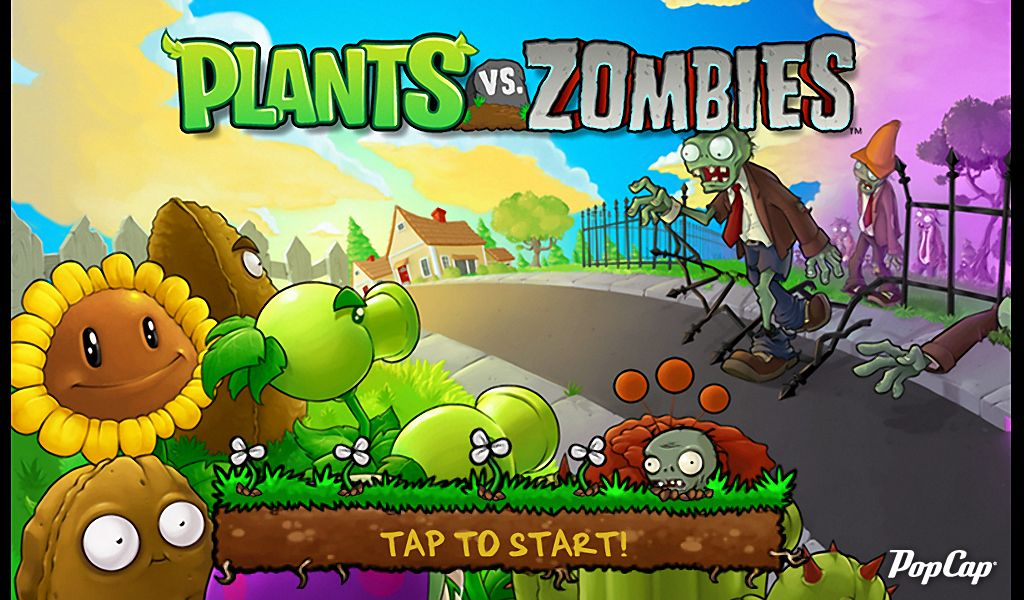 Plants Vs Zombies Plants Vs Zombies Popcap Games Zombie