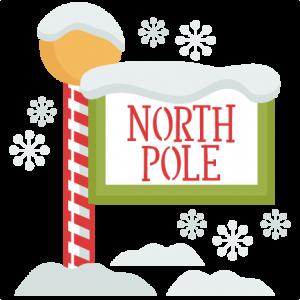 christmas north pole sign svg my miss kate cuttables pinterest rh pinterest com north pole clipart images north pole sign clipart