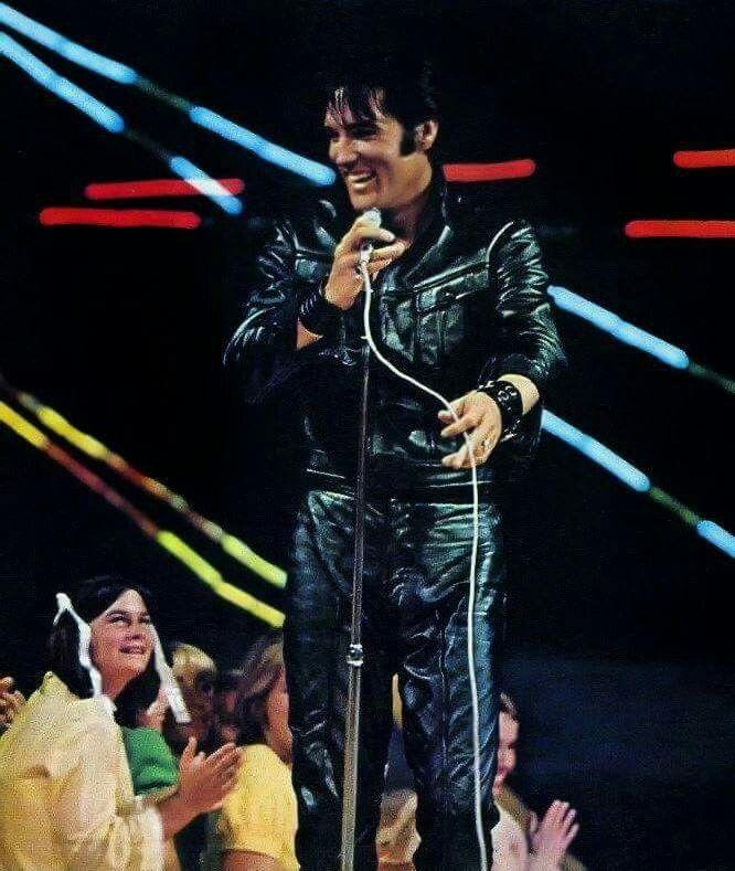 Elvis 68 Comeback Special, Elvis