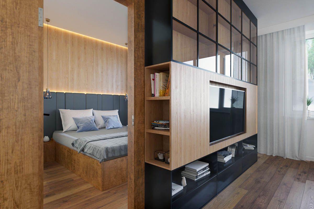 Home design under square meters examples that incorporate